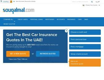 souqalmal.com screenshot