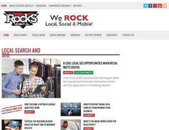 rocksdigital.com screenshot