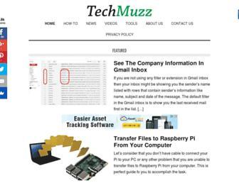 techmuzz.com screenshot