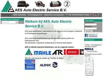 aes.nl screenshot