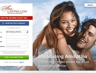 Thumbshot of Amolatina.com