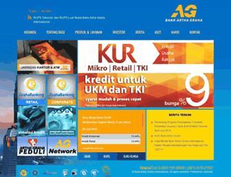 arthagraha.com screenshot