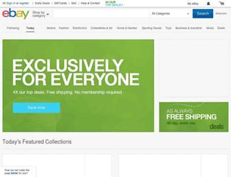 Thumbshot of Ebay.eu