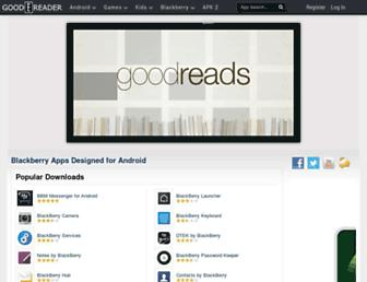 apps.goodereader.com screenshot