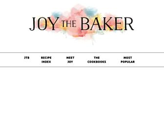 Thumbshot of Joythebaker.com