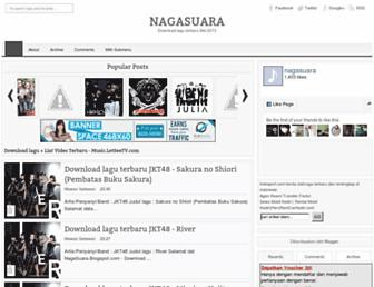 nagasuara.blogspot.com screenshot