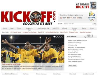 Thumbshot of Kickoff.com