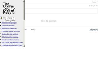 8gwifi.org screenshot