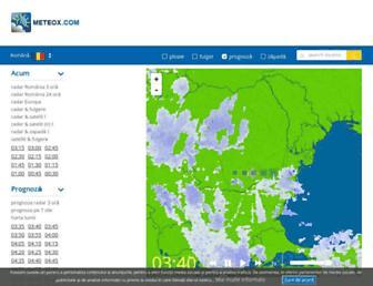 ro.meteox.com screenshot
