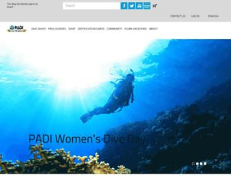 Thumbshot of Padi.com