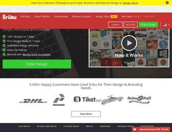 Thumbshot of Sribu.com