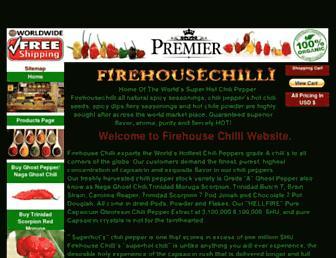 Thumbshot of Firehousechilli.com