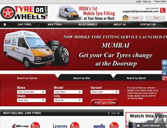 Thumbshot of Tyreonwheels.com