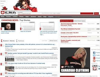 Thumbshot of Canadaka.net