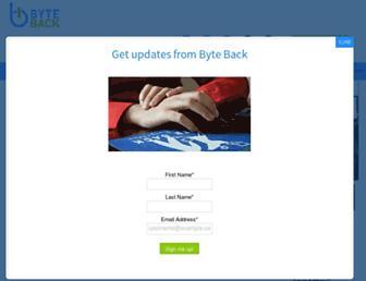 byteback.org screenshot