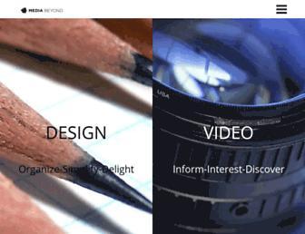 mediabeyond.com screenshot