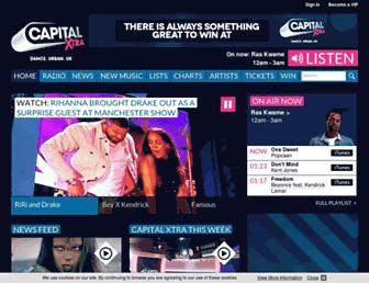 capitalxtra.com screenshot