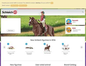 Thumbshot of Schleich-s.com