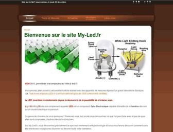 Thumbshot of My-led.fr