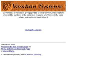 vendian.org screenshot