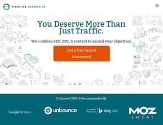 directiveconsulting.com screenshot
