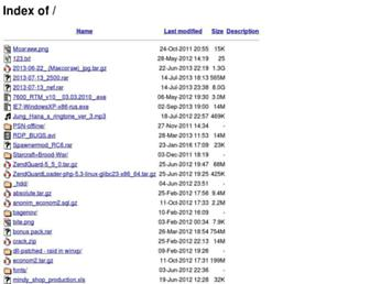 files.dreamdev.org.ru screenshot