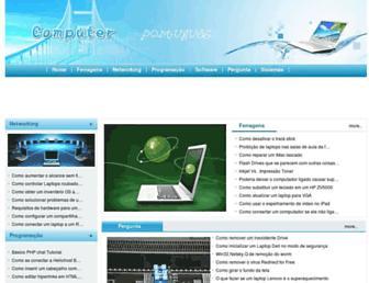 ptcomputador.com screenshot