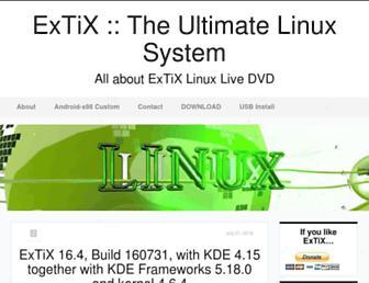extix.se screenshot