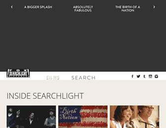 Thumbshot of Foxsearchlight.com