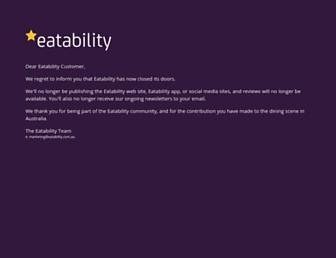 Thumbshot of Eatability.com.au