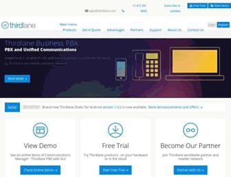 thirdlane.com screenshot