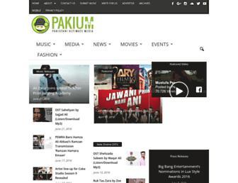 pakium.pk screenshot