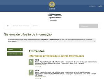 web3.cmvm.pt screenshot