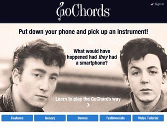 gochords.com screenshot