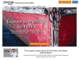 Thumbshot of Churchart.com
