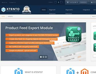 Thumbshot of Xtento.com