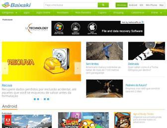 baixaki.com screenshot