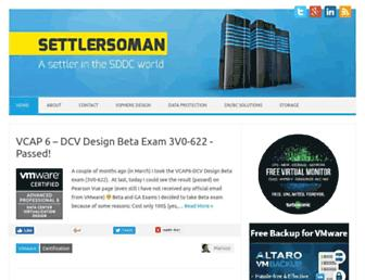settlersoman.com screenshot