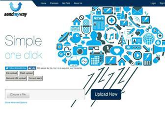 Thumbshot of Sendmyway.com