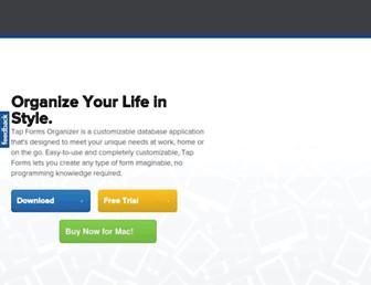 tapforms.com screenshot