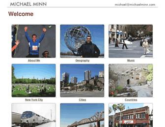 michaelminn.net screenshot