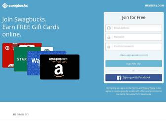 Thumbshot of Swagbucks.com