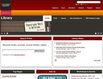 lib.uoguelph.ca screenshot