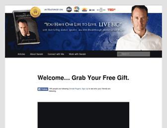 geraldrogers.com screenshot