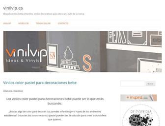 vinilvip.es screenshot
