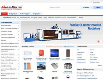 nl.made-in-china.com screenshot