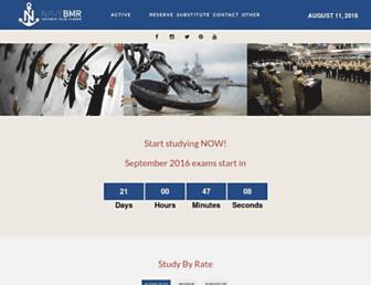 navybmr.com screenshot