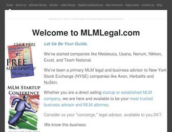 mlmlegal.com screenshot