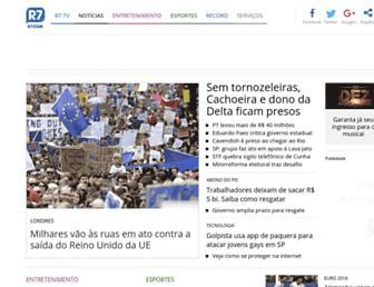 r7.com screenshot