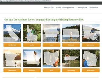 Thumbshot of Wildlifelicense.com